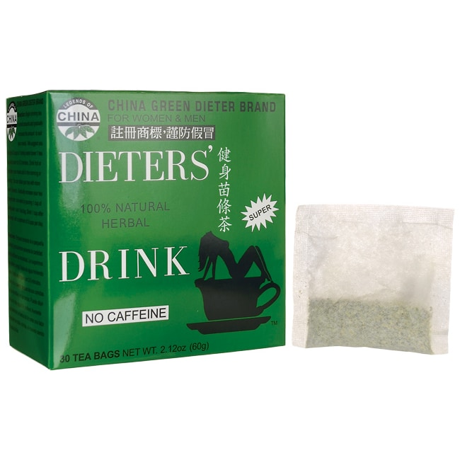 Dieters Herbal Tea Drink Reviews