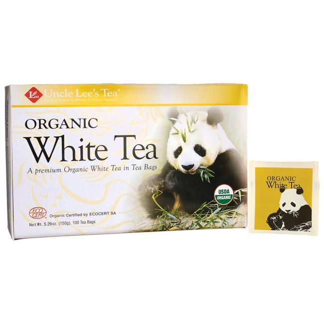 Uncle Lee's Tea Organic White Tea