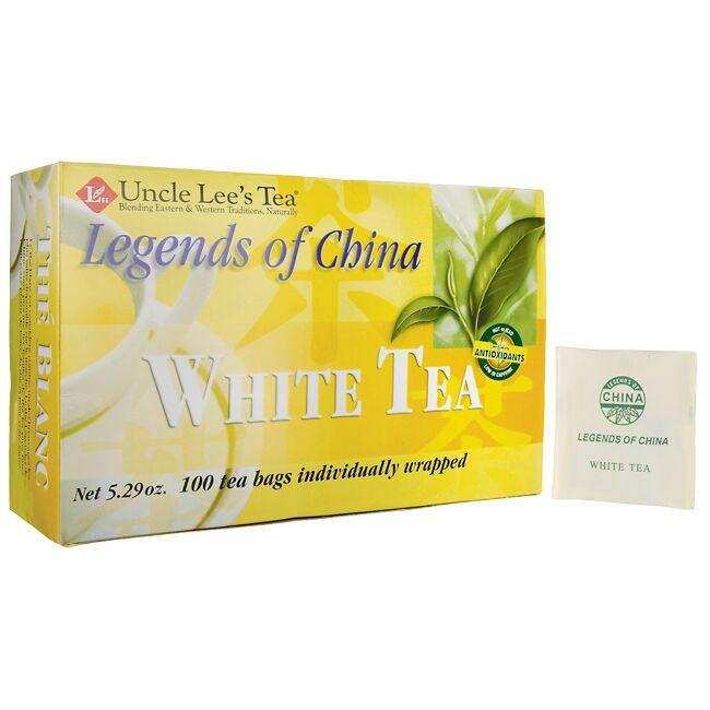 Uncle Lee's Tea Legends of China White Tea