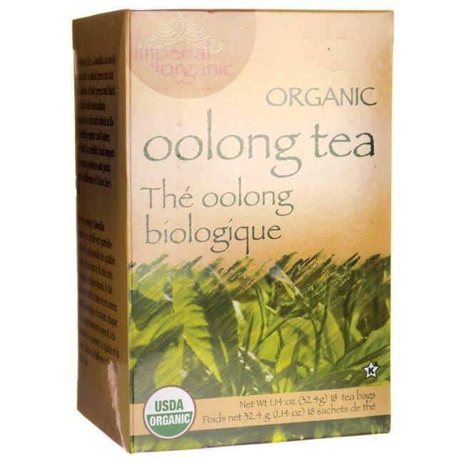 Uncle Lee's Tea100% Organic Oolong Tea