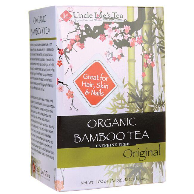 Uncle Lee's TeaOrganic Bamboo Tea Caffeine Free - Original