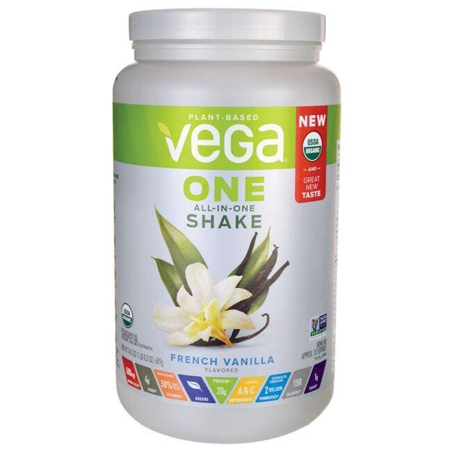 VegaOne All-In-One Shake - French Vanilla