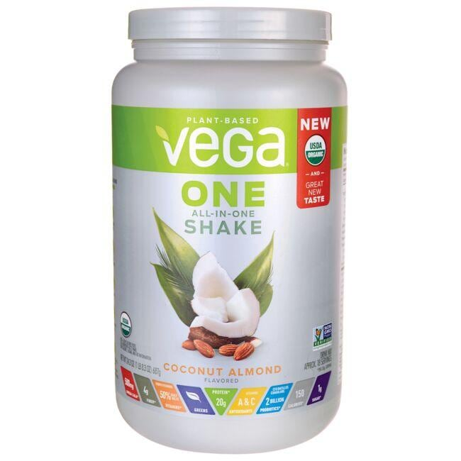 Vega One All-In-One Shake - Coconut Almond