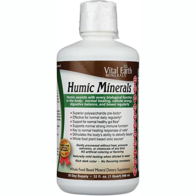 Vital Earth MineralsHumic Minerals