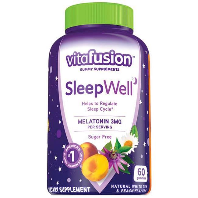 Vitafusion SleepWell Melatonin Sugar Free Gummy