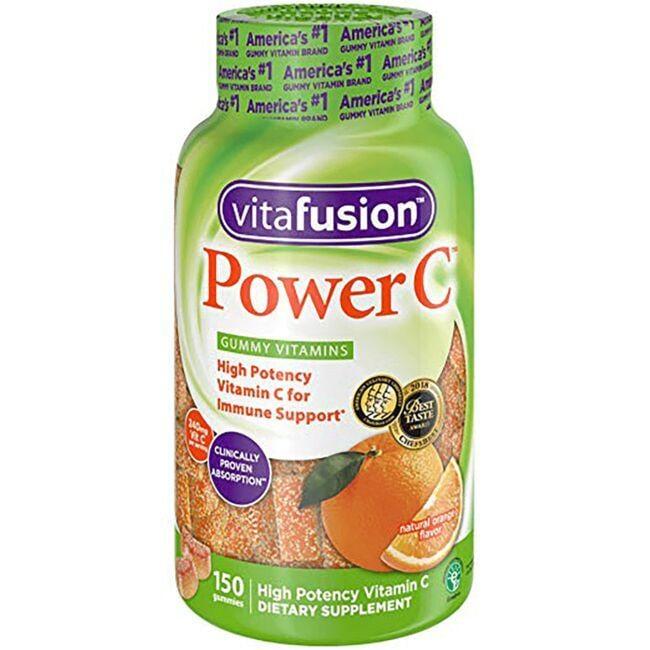 VitafusionPower C - Natural Orange