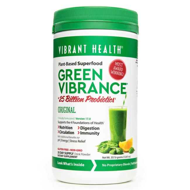 Vibrant Health Green Vibrance - Original