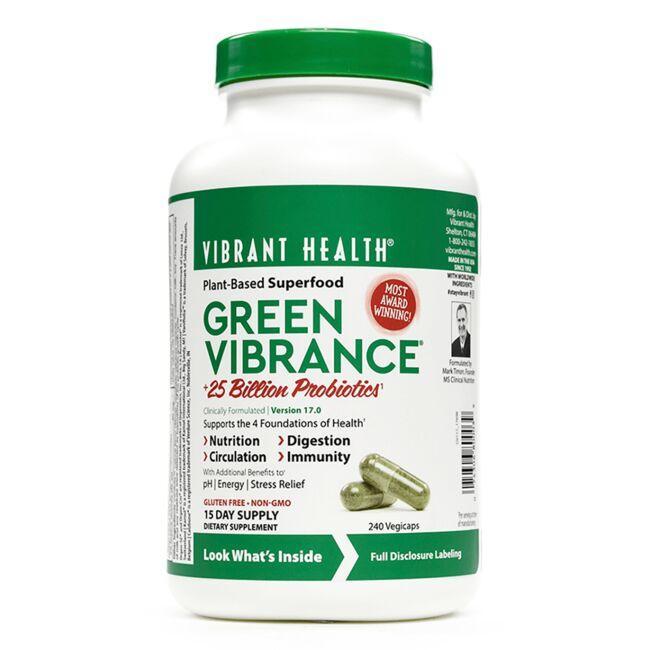 Vibrant HealthGreen Vibrance