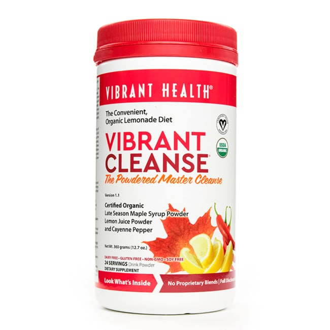 Vibrant HealthVibrant Cleanse Lemonade Diet