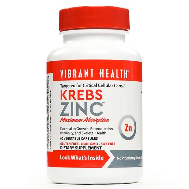 Vibrant HealthKrebs Zinc