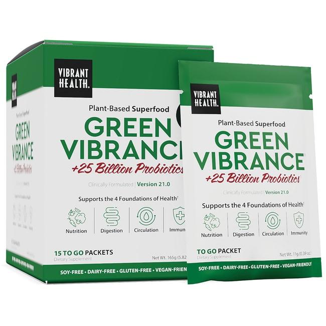 Vibrant Health Green Vibrance - Version 14.0