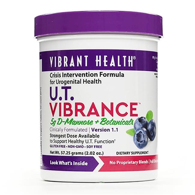 Vibrant HealthMannose & Botanicals U.T. Vibrance