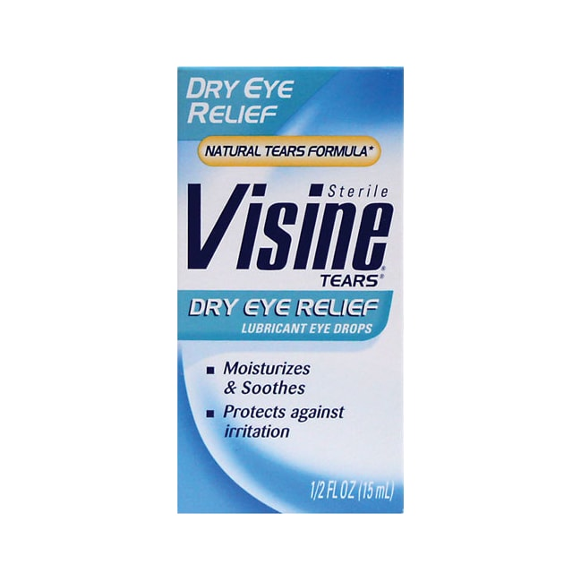 VisineVisine Tears Dry Eye Relief