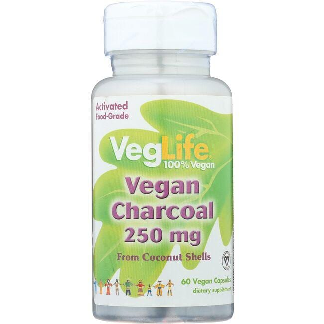 VegLife Vegan Charcoal from Coconut Shells