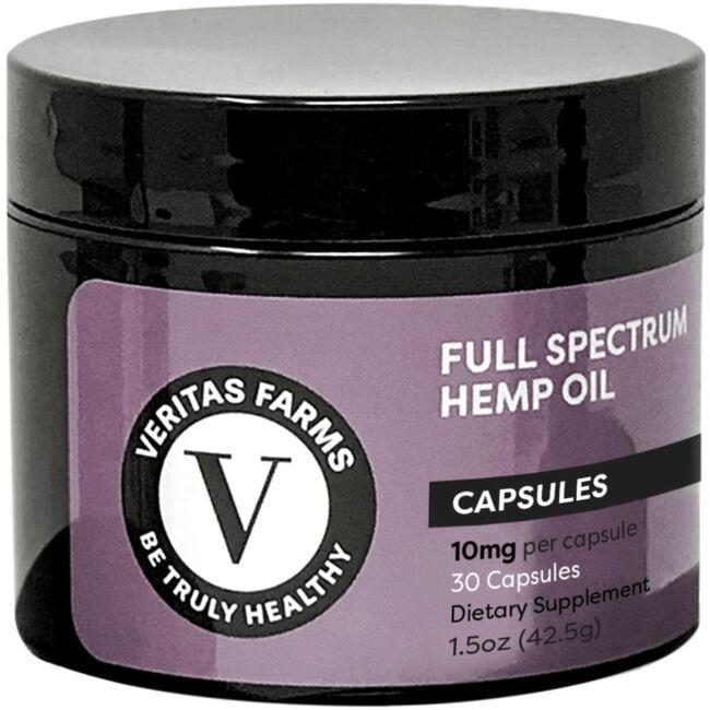 Veritas FarmsFull Spectrum Hemp Oil