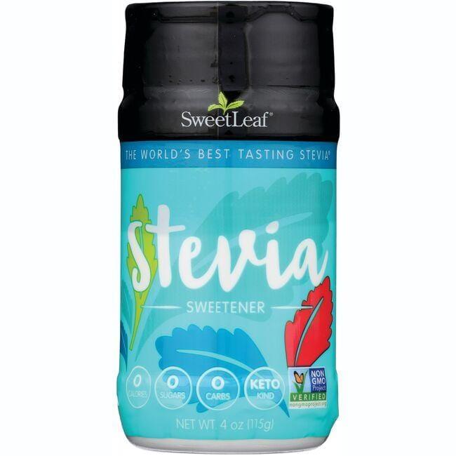 Wisdom NaturalSweetLeaf Sweetener Stevia