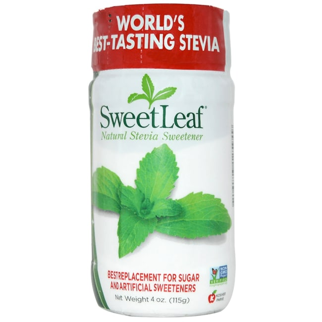Wisdom Natural SweetLeaf Sweetener Stevia