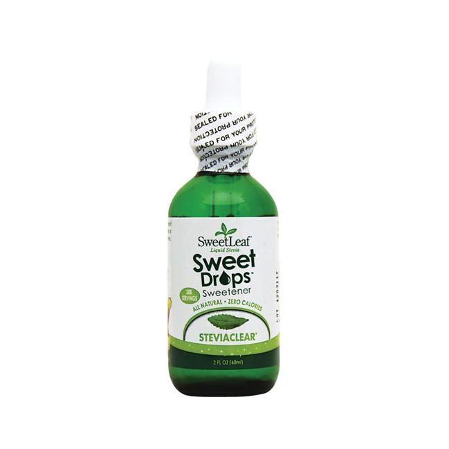 Wisdom NaturalSweetLeaf Sweet Drops Liquid Stevia