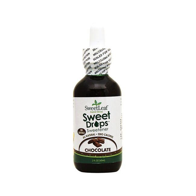 Wisdom Natural SweetLeaf Sweet Drops Chocolate Liquid Stevia
