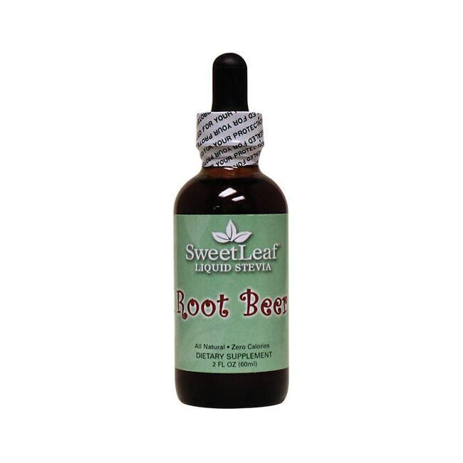 Wisdom Natural SweetLeaf Sweet Drops Root Beer Liquid Stevia