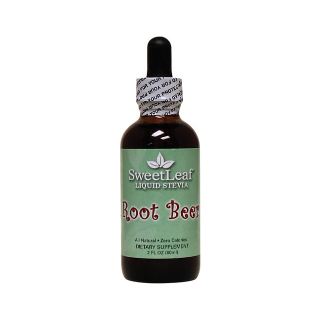 Wisdom NaturalSweetLeaf Sweet Drops Root Beer Liquid Stevia