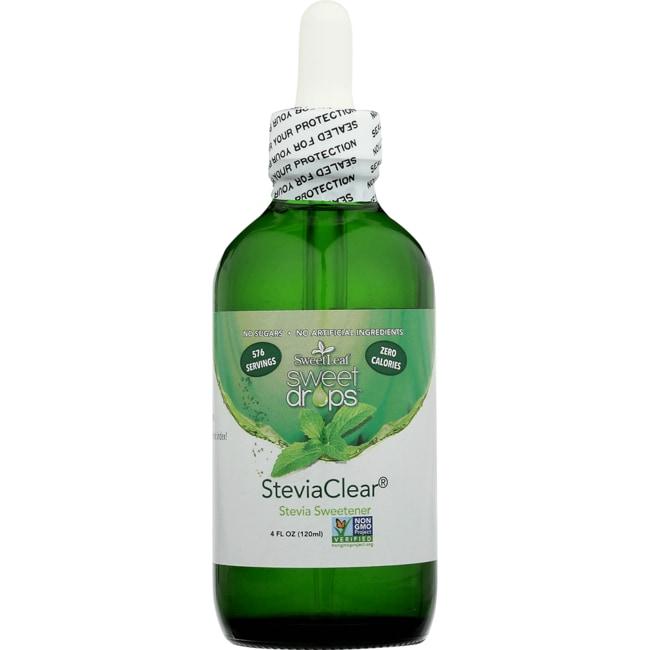 Wisdom Natural SweetLeaf SteviaClear Liquid Stevia