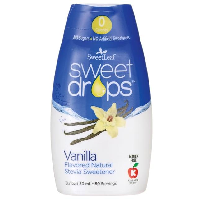 Wisdom NaturalSweetLeaf Sweet Drops Liquid Stevia - Vanilla