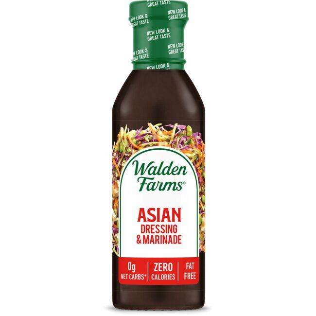 Walden FarmsCalorie Free Dressing - Asian