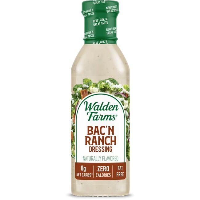 Walden FarmsCalorie Free Dressing - Bacon Ranch