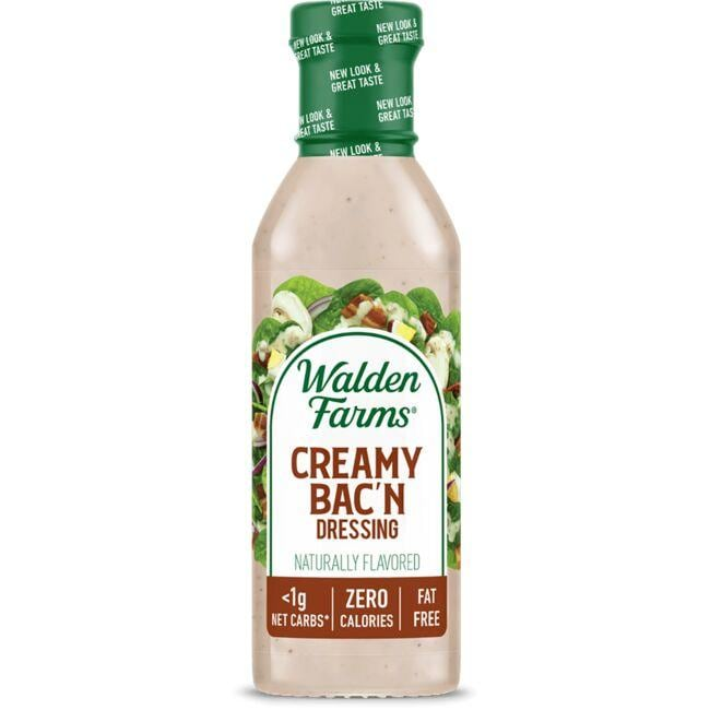Walden FarmsCalorie Free Dressing - Creamy Bacon