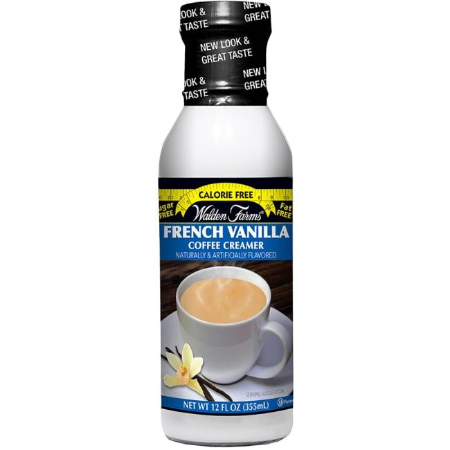Walden FarmsCalorie Free French Vanilla Coffee Creamer