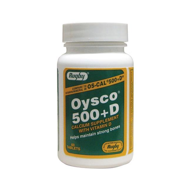 RugbyOysco 500 + D