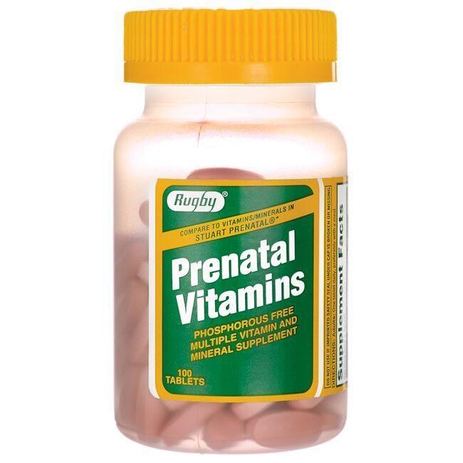 RugbyPrenatal Vitamins