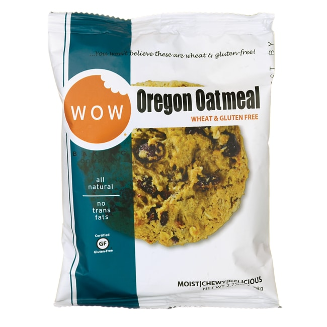 WOW Baking CompanyOregon Oatmeal Cookie