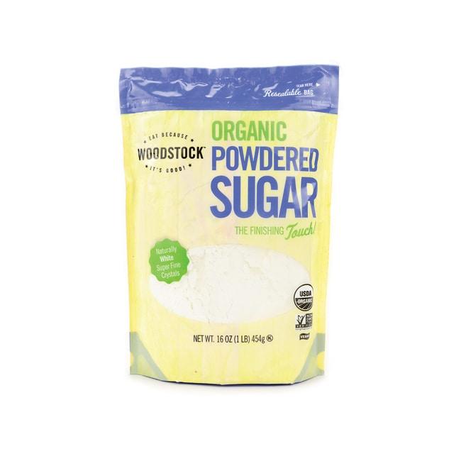 Woodstock Farms Organic Powdered Sugar