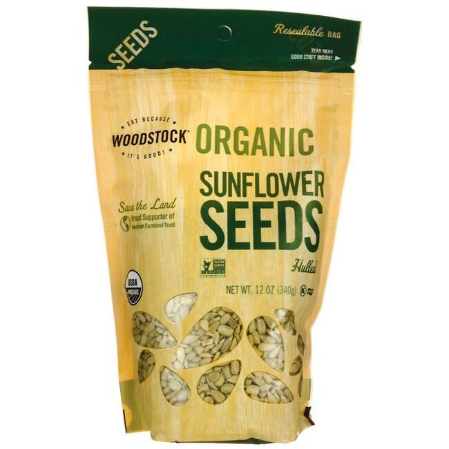 Woodstock Foods Organic Sunflower Seeds
