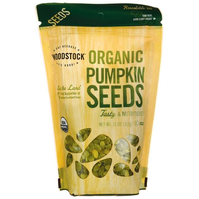 Woodstock Farms Organic Pumpkin Seeds