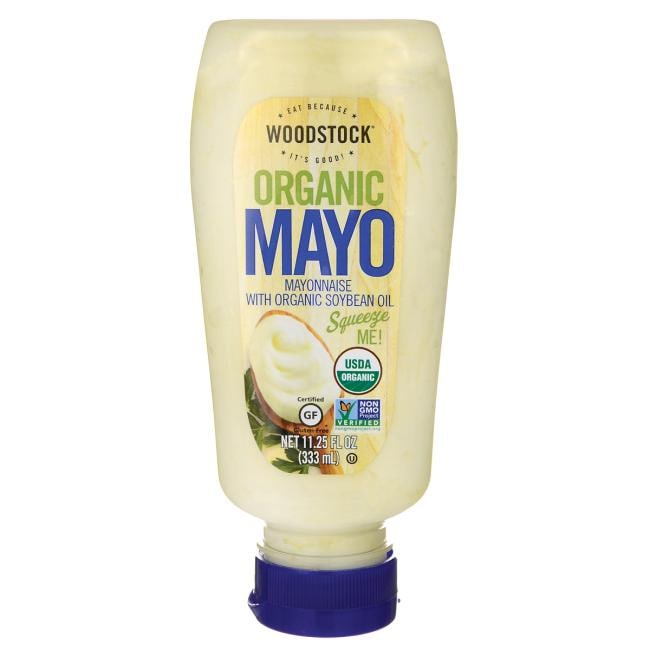 Woodstock FoodsOrganic Mayo