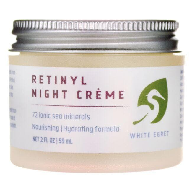 White EgretRetinyl Night Creme