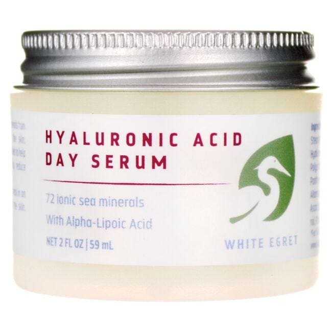 White EgretHyaluronic Acid Day Serum