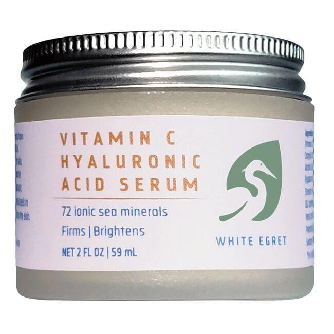 White EgretVitamin C Hyaluronic Acid Serum