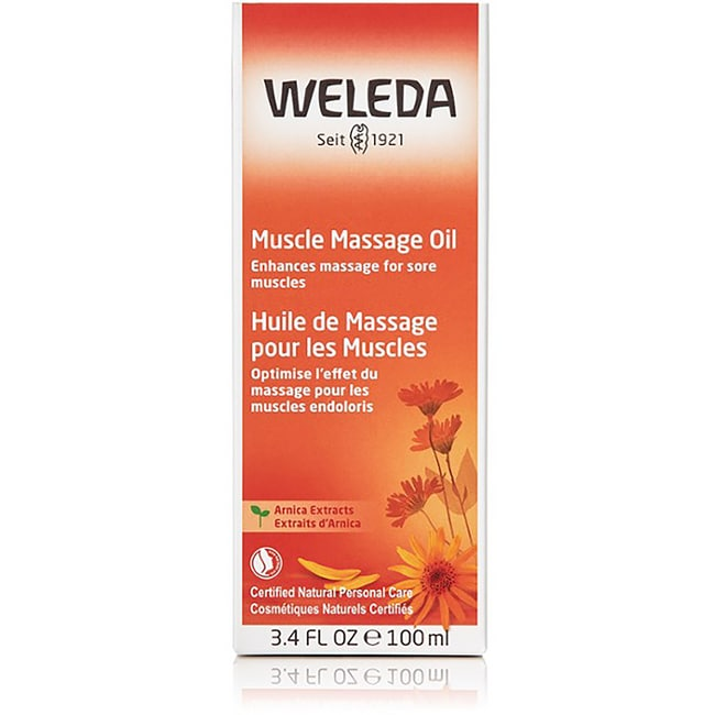 WeledaArnica Massage Oil