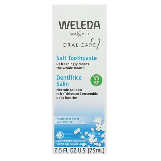 WeledaSalt Toothpaste