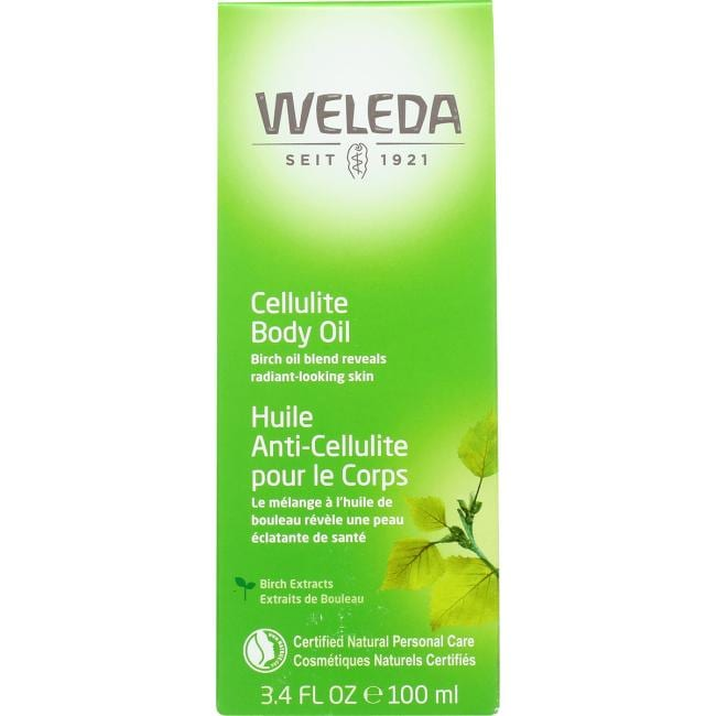 WeledaCellulite Body Oil