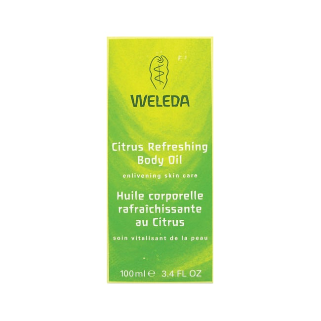 WeledaCitrus Body Oil