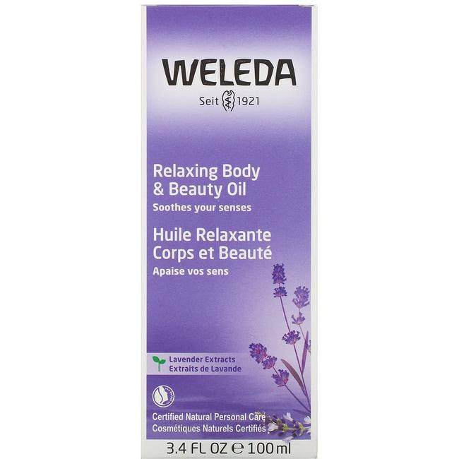 WeledaLavender Relaxing Body Oil