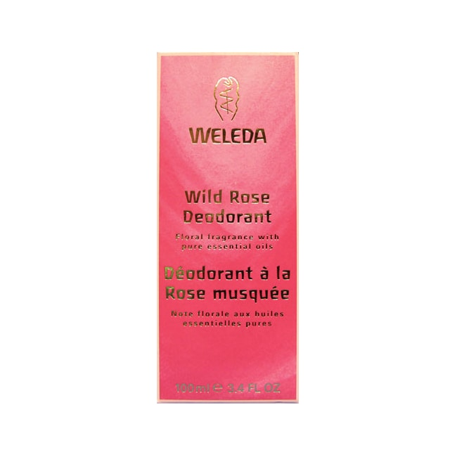 WeledaWild Rose Deodorant