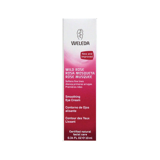 WeledaWild Rose Smoothing Eye Cream