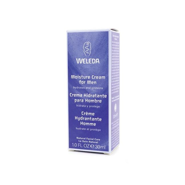 WeledaMoisture Cream for Men