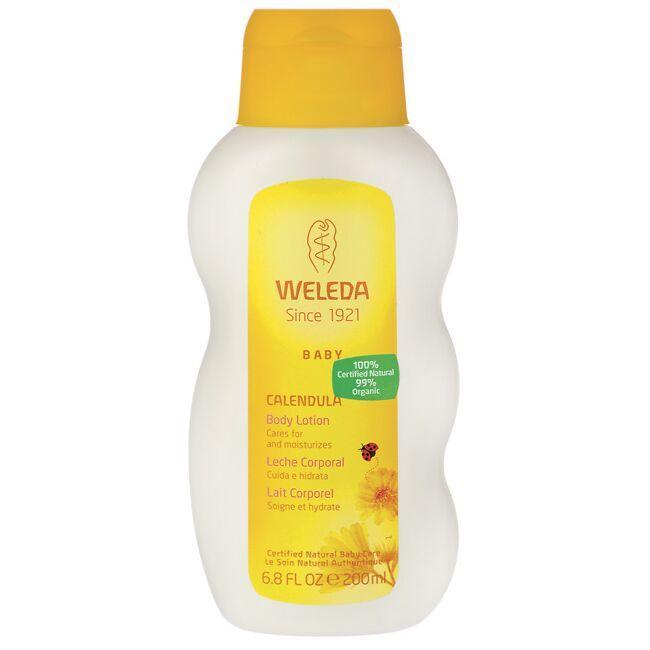 weleda calendula body lotion